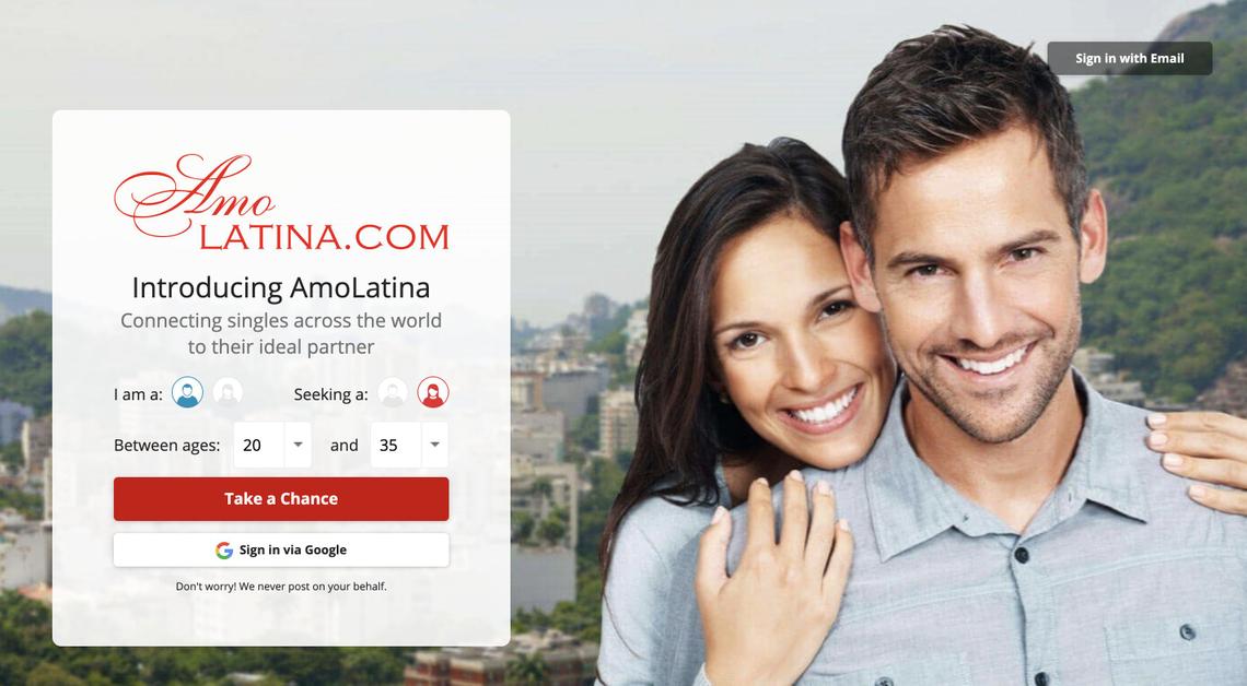 Gratis Latino Dating Sites